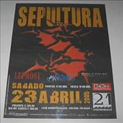 Click here for more info about 'Sepultura - Mexico City Concert 2005'