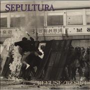 Click here for more info about 'Sepultura - Refuse/Resist - Purple Vinyl'