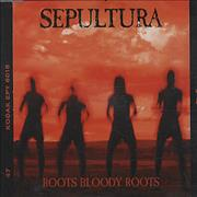 Click here for more info about 'Sepultura - Roots Bloody Roots'