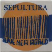 Click here for more info about 'Sepultura - Slave New World - Orange Vinyl'