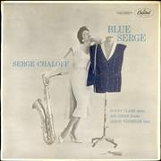 Serge Chaloff Blue Serge UK vinyl LP