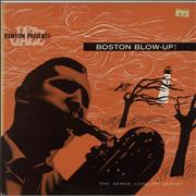 Serge Chaloff Boston Blow-Up! UK vinyl LP