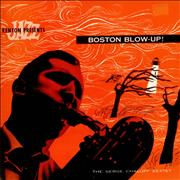 Serge Chaloff Boston Blow-Up! Japan CD album