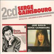Click here for more info about 'Serge Gainsbourg - 2CD Originaux'