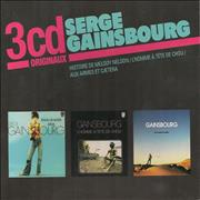 Click here for more info about 'Serge Gainsbourg - 3CD Originaux'