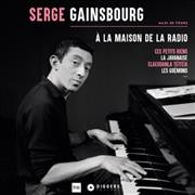 Click here for more info about 'Serge Gainsbourg - A La Maison De La Radio #LRS'