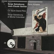 Click here for more info about 'Serge Gainsbourg - Cannabis'