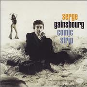 Click here for more info about 'Serge Gainsbourg - Comic Strip'
