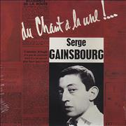 Click here for more info about 'Serge Gainsbourg - Du Chant A La Une! - Sealed'