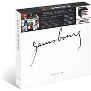 Serge Gainsbourg Integrale Des Enregistrements Studio, Volume 1: 1958-1970 - 180 Gram - Sealed UK vinyl box set