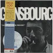 Serge Gainsbourg La Chanson De Prevert - Sealed UK vinyl LP