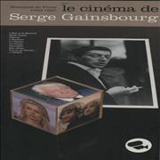 Click here for more info about 'Serge Gainsbourg - Le Cinema De Serge Gainsbourg'