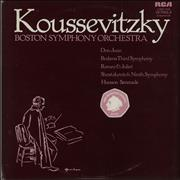 Click here for more info about 'Serge Koussevitzky - Koussevitzky - Boston Symphony Orchestra'