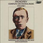 Click here for more info about 'Sergei Prokofiev - Complete Orchestral Music Volume 1'