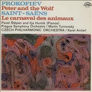 Click here for more info about 'Sergei Prokofiev - Peter And The Wolf / Carnival Of The Animals'