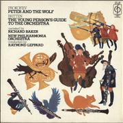 Click here for more info about 'New Philharmonia Orchestra - Prokofiev: Peter And The Wolf / Britten: The Young Person's Guide To The Orchestra'