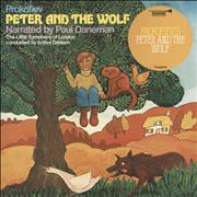 Click here for more info about 'Sergei Prokofiev - Peter And The Wolf'
