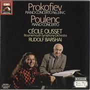 Click here for more info about 'Sergei Prokofiev - Prokofiev / Poulenc: Piano Concerto No.3 In C, Op. 26 / Piano Concerto'