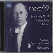 Click here for more info about 'Sergei Prokofiev - Prokofiev - Symphony No.3'