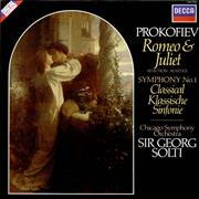 Click here for more info about 'Sergei Prokofiev - Romeo & Juliet, Op. 64 - Selection / Symphony No. 1, Op. 25'