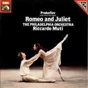 Click here for more info about 'Sergei Prokofiev - Romeo And Juliet, Ballet Suite'