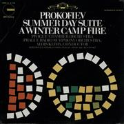 Click here for more info about 'Sergei Prokofiev - Summer Day Suite / A Winter Camp Fire'