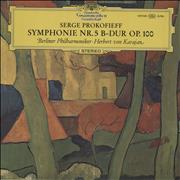 Click here for more info about 'Sergei Prokofiev - Symphonie No. 5 B minor op. 100'