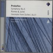 Click here for more info about 'Sergei Prokofiev - Symphony No. 5'