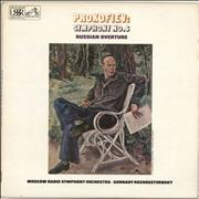 Click here for more info about 'Sergei Prokofiev - Symphony No. 6 in E Flat Minor, Op.111 / Russian Overture in C Major, Op.72'