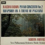 Click here for more info about 'Rachmaninov: Piano Concerto No. 2 / Rhapsody On A Theme Of Paganini - s/c'