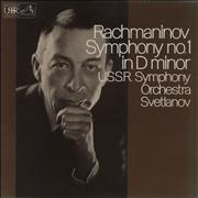 Click here for more info about 'Sergei Rachmaninov - Rachmaninov: Symphony No. 1 In D Minor'