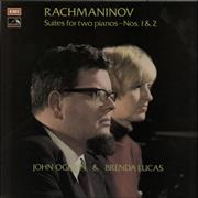 Click here for more info about 'John Ogdon & Brenda Lucas - Rachmaninov: Suites For Two Pianos - Nos. 1 & 2'