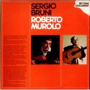 Click here for more info about 'Sergio Bruni - Sergio Bruni / Roberto Murolo'