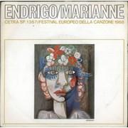 Click here for more info about 'Sergio Endrigo - Marianne'