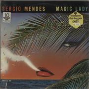 Click here for more info about 'Sergio Mendes - Magic Lady'