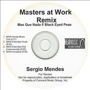 Click here for more info about 'Sergio Mendes - Mas Que Nada - Masters At Work Remixes'