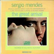 Click here for more info about 'Sergio Mendes - The Great Arrival'