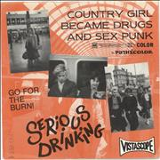 Click here for more info about 'Serious Drinking - Country Girl Became Drugs And Sex Punk'
