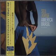 Click here for more info about 'Seu Jorge - America Brasil O Disco + Obi'