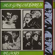 Sex Gang Children Beasts Japan vinyl LP
