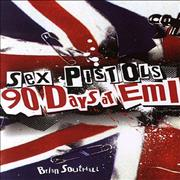 Click here for more info about 'Sex Pistols - 90 Days At EMI'