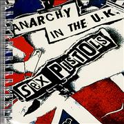 Click here for more info about 'Sex Pistols - A5 Note Book'