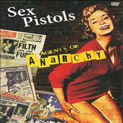 Click here for more info about 'Sex Pistols - Agents Of Anarchy'