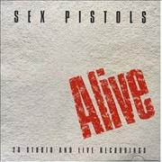 Click here for more info about 'Sex Pistols - Alive'