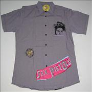 Click here for more info about 'Sex Pistols - America 2004 Leisure Shirt - Small'