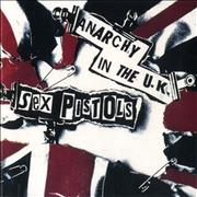 Click here for more info about 'Sex Pistols - Anarchy In The U.K. + Poster'