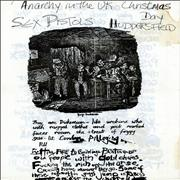 Click here for more info about 'Sex Pistols - Anarchy In The UK - Christmas Day Huddersfield'