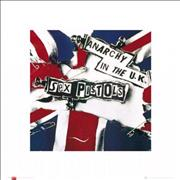 Click here for more info about 'Sex Pistols - Anarchy In The UK Art Print'