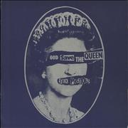 Click here for more info about 'Sex Pistols - God Save The Queen - EX'