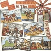 "Sex Pistols Holiday In The Sun - 30th Anniversary UK 7"" vinyl"